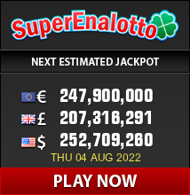 PlaySuperEna and win up to 150 million